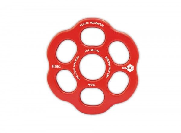 ISC Halo S Riggingplatte