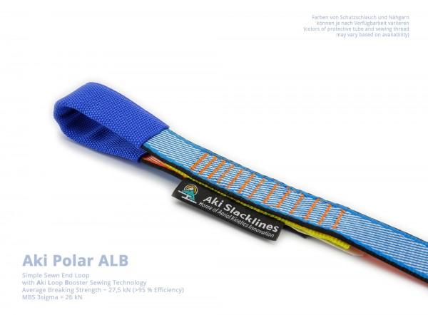 Aki Endschlaufe Vernäht Einfach Polar ALB