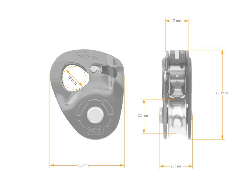 Aki-Slacklines-Dimensions-Petzl-Microtraxion