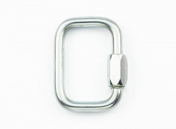 Peguet Schraubglied rechteckig 8 mm