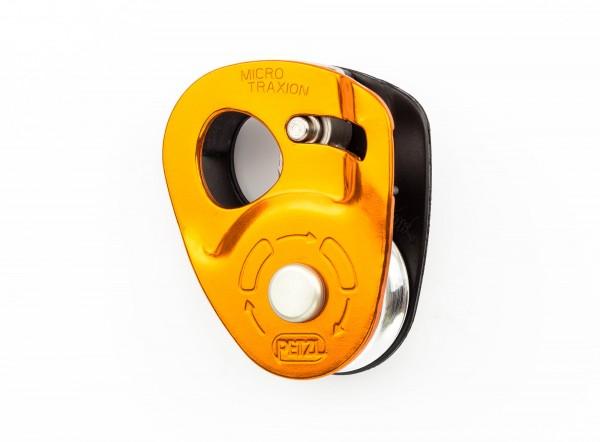 Petzl Micro Traxion Einfachseilrolle